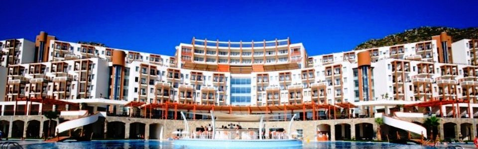 All Inclusive Luxus Utazás: Hotel Kefaluka Resort ***** Bodrum