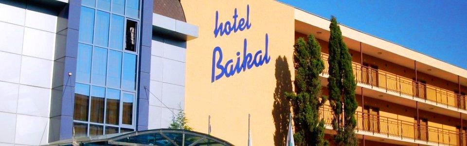 All Inclusive Nyaralás Bulgária: Hotel Bajkál ***+ Napospart