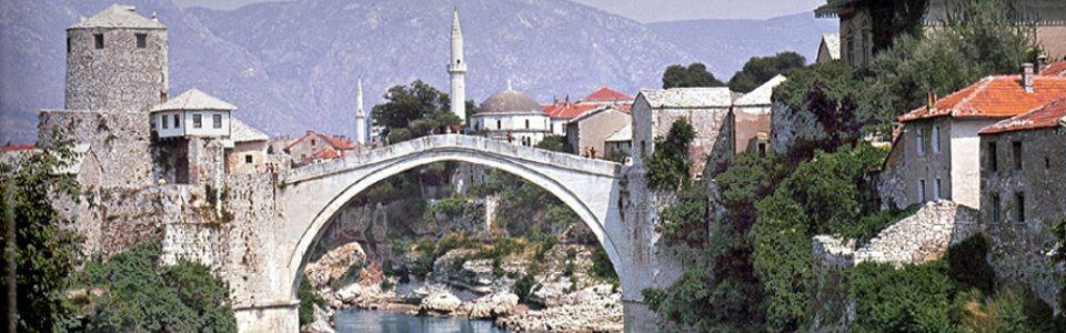 Buszos körutazások Bosznia-Hercegovinában