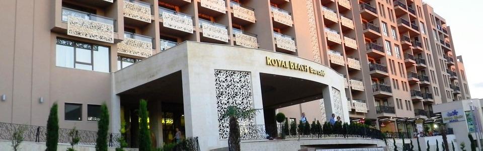 Bulgáriában Nyaralás: Hotel Barcelo Royal Beach ***** Napospart
