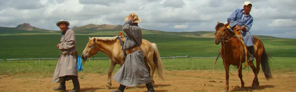 Mongólia: Dzsingisz Kán nyomában