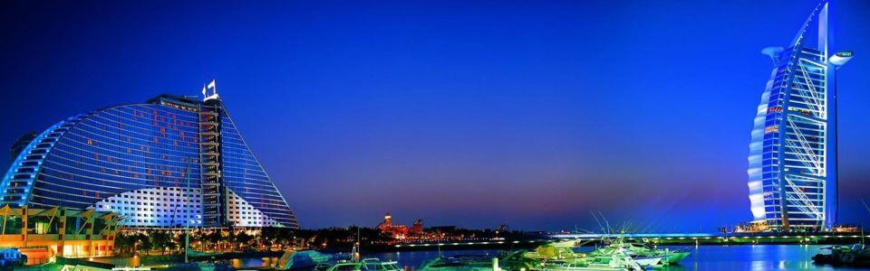 Dubai utazás városlátogatás