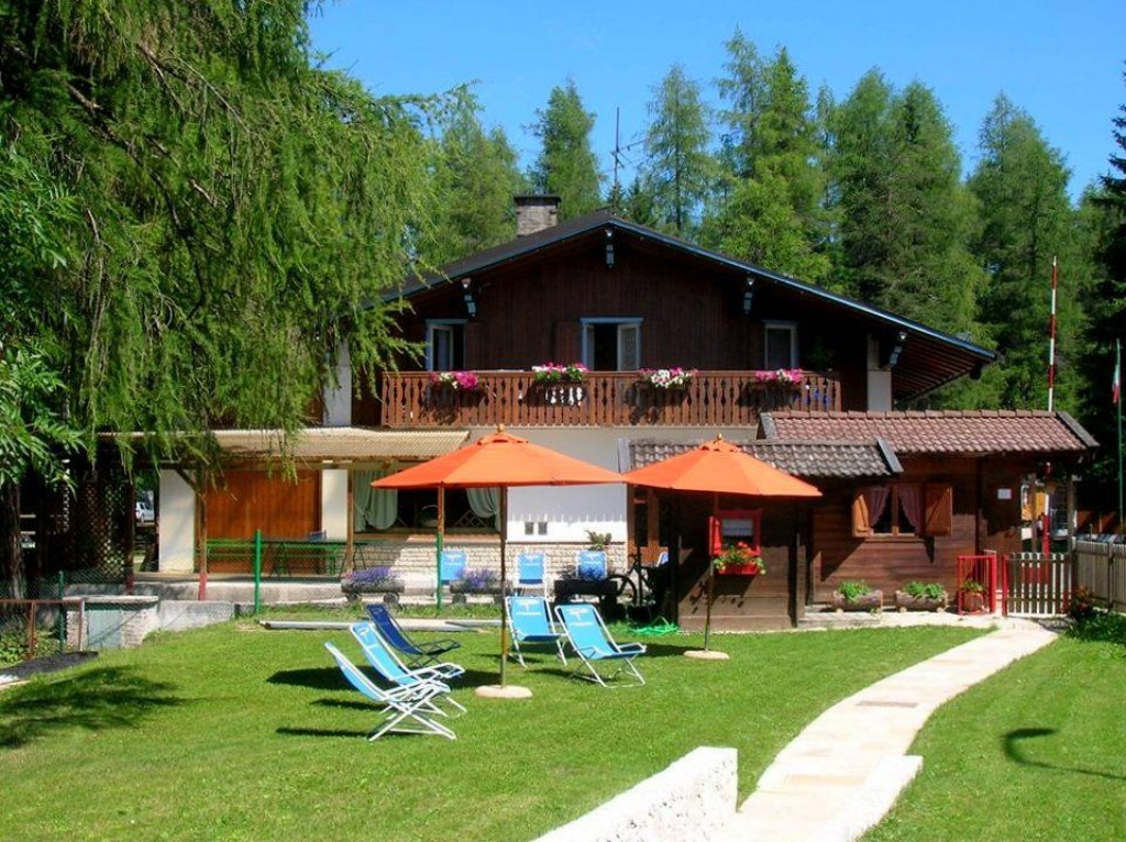 Camping Rocchetta