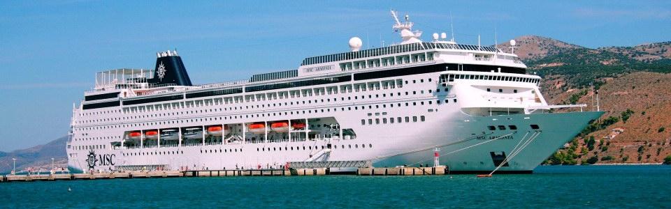 MSC Armonia MSC Cruises