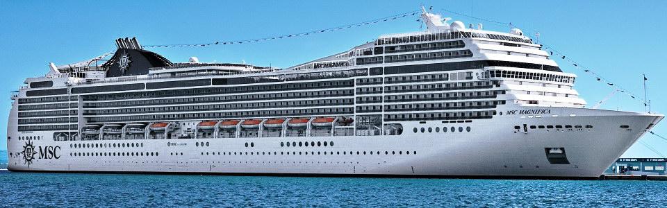 MSC Magnifica MSC Cruises