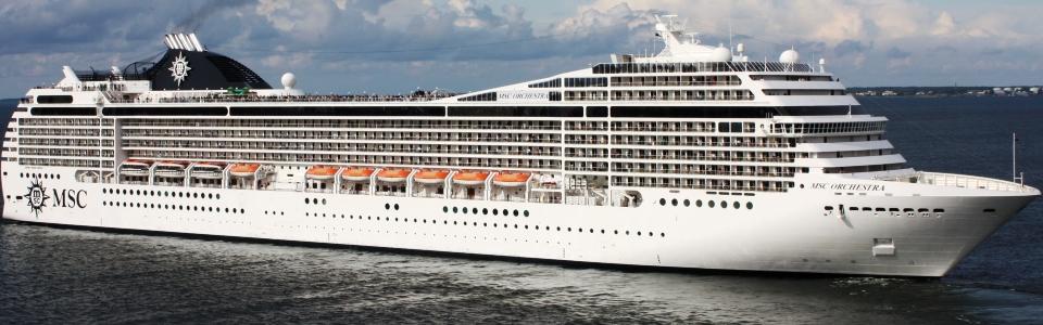 MSC Orchestra MSC Cruises