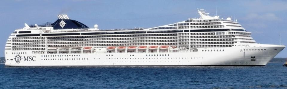 MSC Poesia MSC Cruises