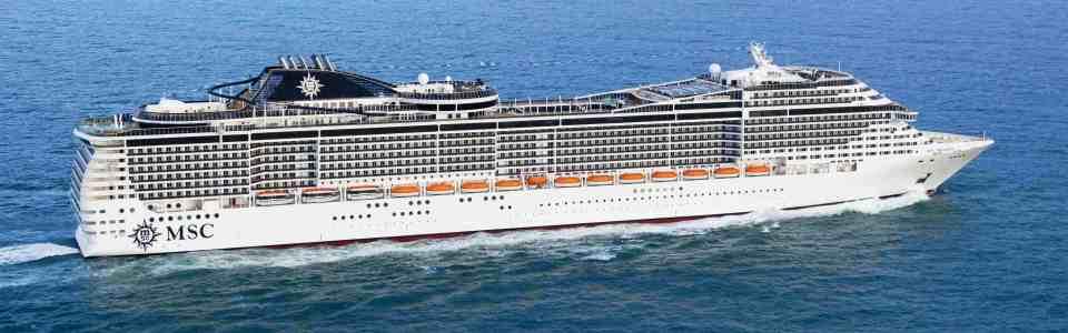 MSC Preziosa MSC Cruises