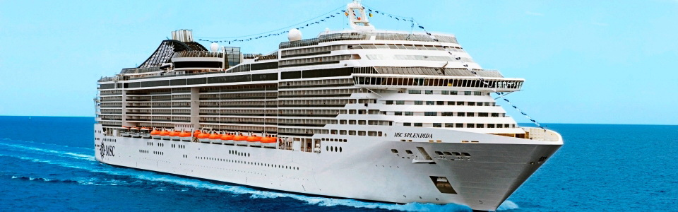 MSC Splendida MSC Cruises