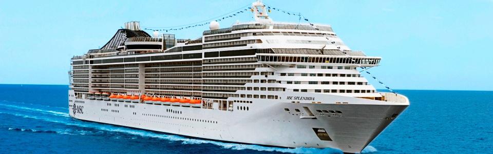 MSC Splendida MSC Cruises