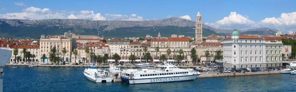 Buszos körutazások Horvátországban