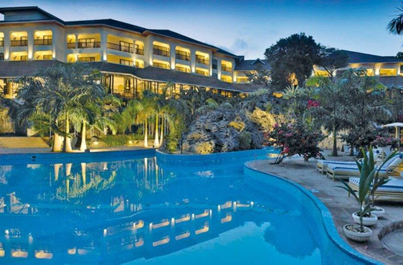 Diani beach hotels