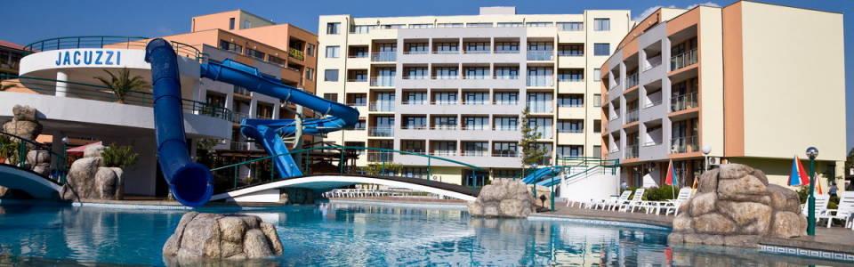 Nyaralás Bulgáriában Hotel Trákia