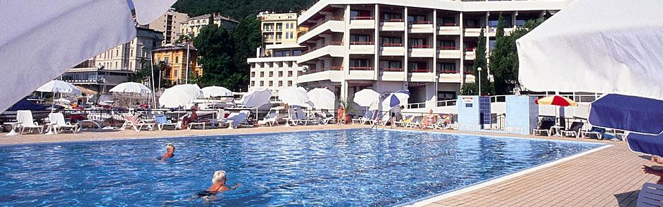 Szállás Opatija Hotel Admiral Horvátország