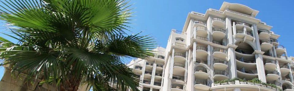 Utazás Málta: Hotel Le Meridien*****