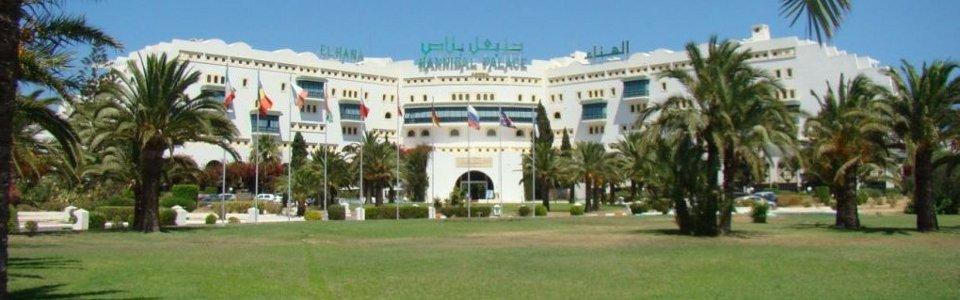 Nyaralás Tunézia: Hotel Hannibal Palace ****