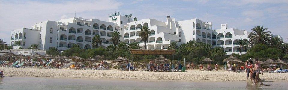 Nyaralás Sousse: Hotel Marhaba Beach ****