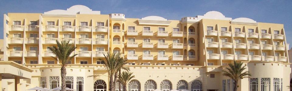 Nyaralás Tunéziában: Hotel L'Atrium Hammamet ****
