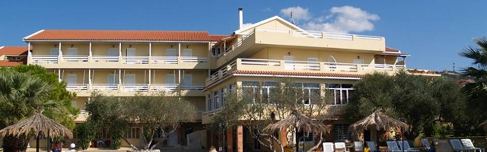 Lorenzo Hotel *** - Kefalonia