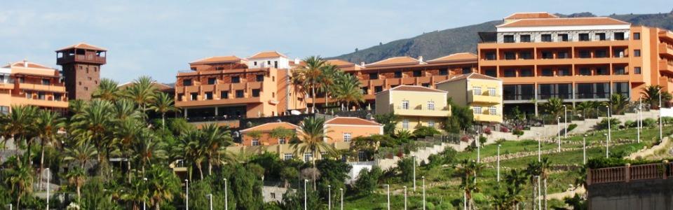Nyaralás Tenerifén: Melia Jardines del Teide Hotel ****