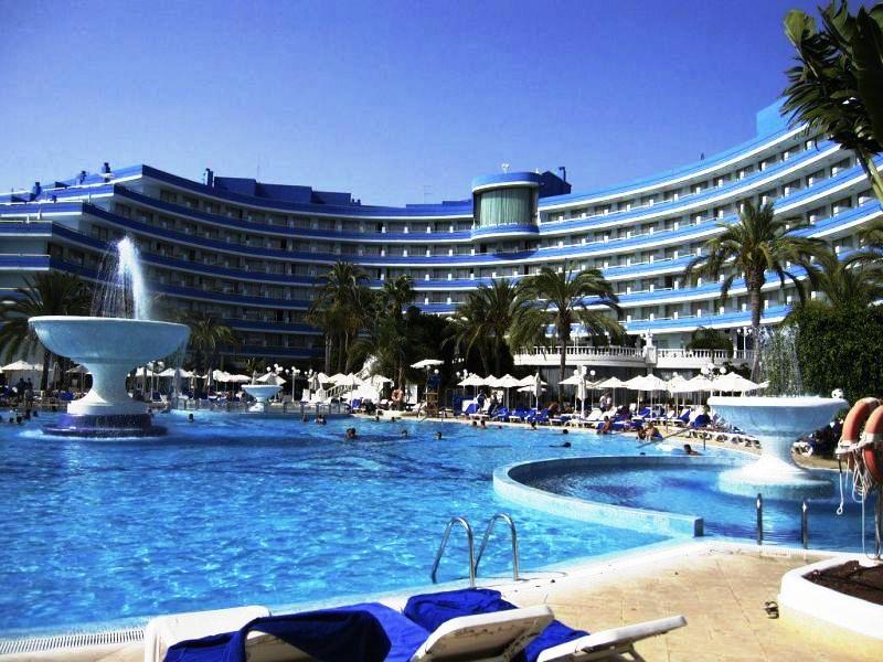 Hotel Mediterranean Palace Tenerife