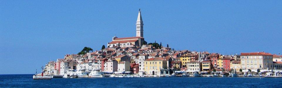 Szállásfoglalás Horvátországban szállás Rovinj apartman