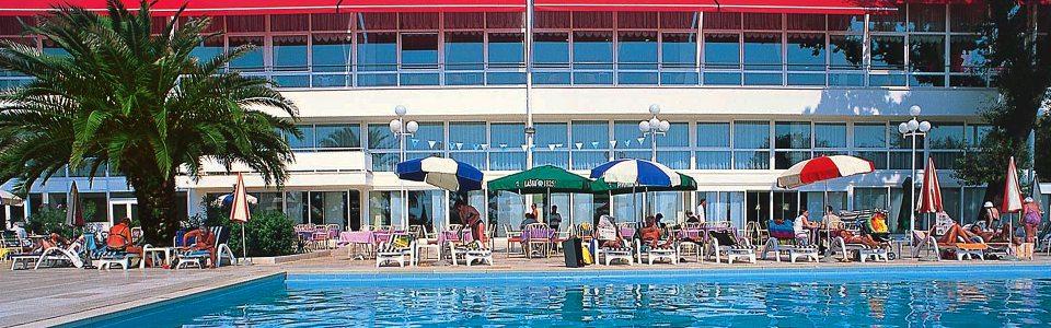 Szállás Opatijában Ambasador Hotel Opatija Horvátország