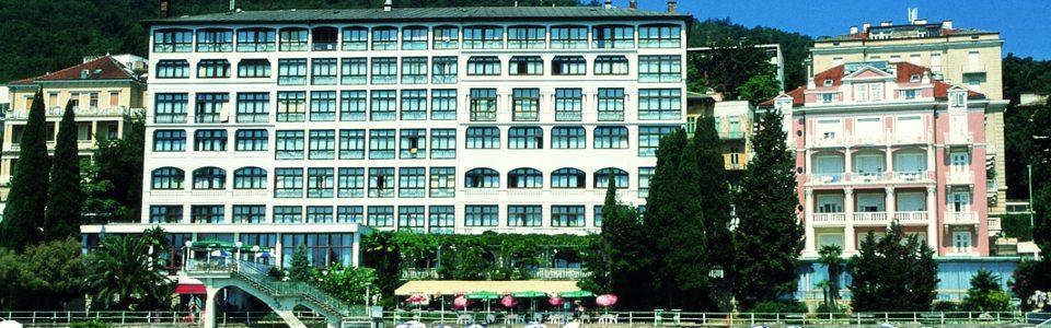 szállás Opatijában Hotel Kristal