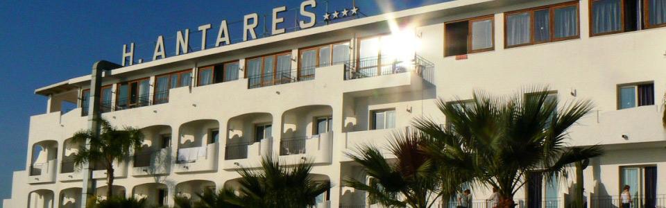Nyaralás Szicílián: Hotel Antares ****