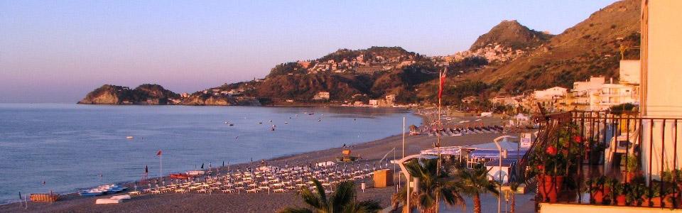 Szicíliai nyaralás: Hotel San Pietro *** Letojanni