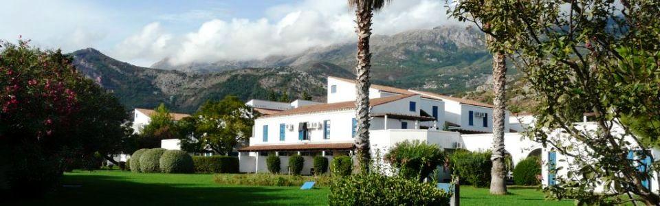 Szállás Montenegro: Hotel Aleksandar Budva ***
