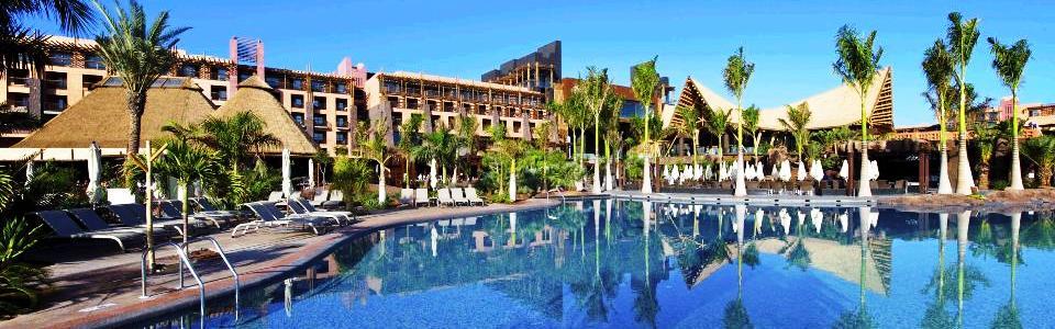 Nyaralás Gran Canarián: Hotel Lopesan Baobab *****
