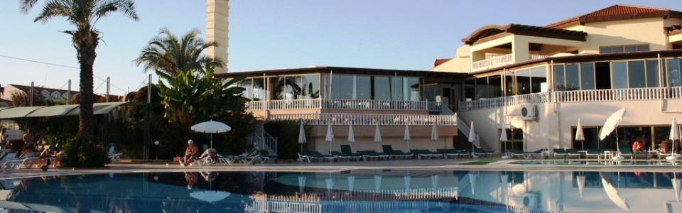 Törökországi nyaralás: Hotel Aydinbey Famous Resort *****