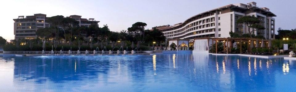Nyaralás Belek: Hotel Ela Quality *****