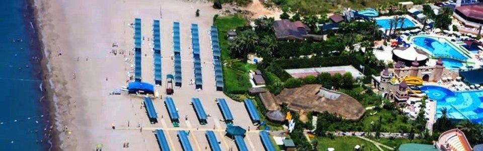 All inclusive nyaralás: Hotel Belek Beach Resort *****