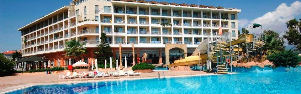 Utazás Törökország: Hotel Aska Washington Resort *****
