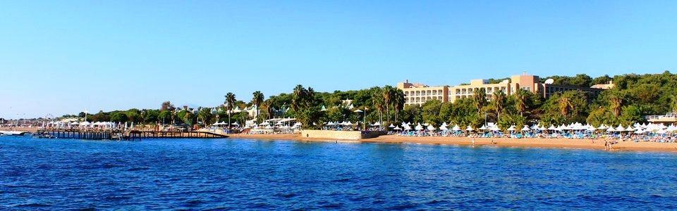 Nyaralás Side: Hotel Turquoise Resort *****