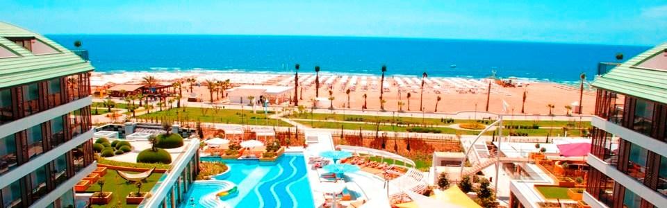 Utazás Törökországba: Hotel Sensimar Side Resort  & Spa *****