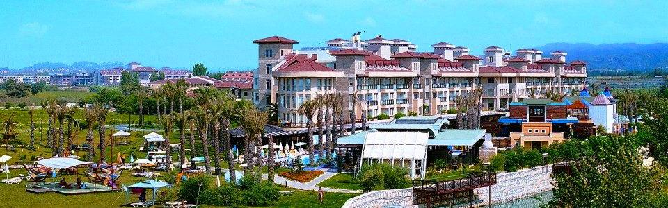 Nyaralás Török Riviéra: Hotel Xanthe Resort & Spa *****
