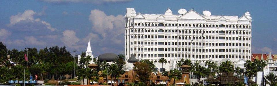 Nyaralás Török Riviéra: Hotel Kamelya Fulya Resort & Spa *****