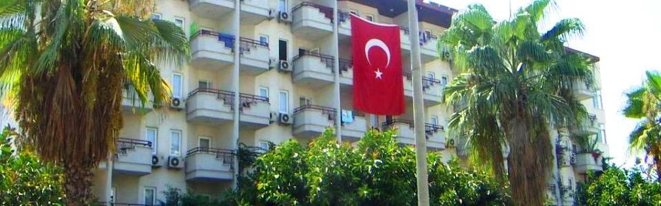 Nyaralás Alanya: Hotel Grand Okan ****
