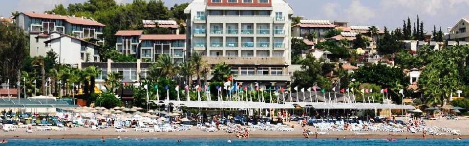 Nyaralás Alanya: Hotel Aska Buket Resort ****