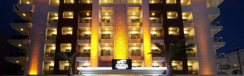 Nyaralás Alanyában: Hotel Xperia Grand Bali ****