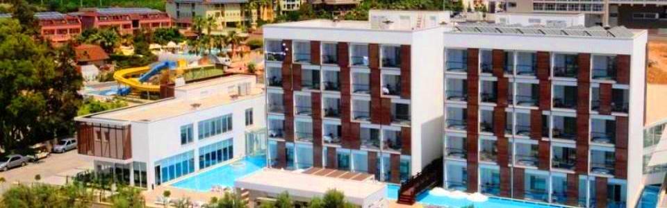 Törökországi nyaralás: Hotel Sentido Golden Bay *****