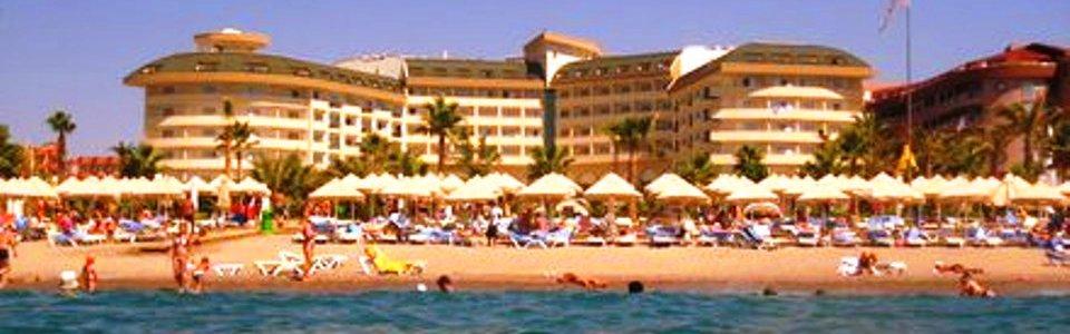 Törökországi nyaralás: Hotel Saphir Resort & Spa ***** Alanya