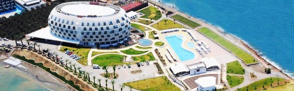 Nyaralás Török Riviéra: Hotel Sentido Gold Island ***** Alanya