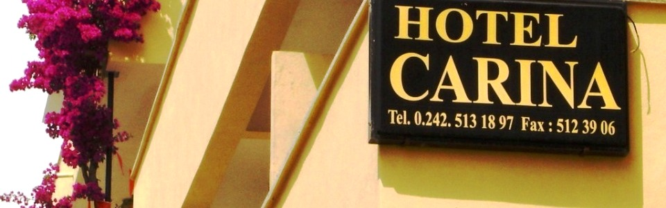 Nyaralás Alanya: Hotel Carina **