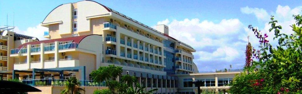 Nyaralás Alanya: Hotel Titan Select *****