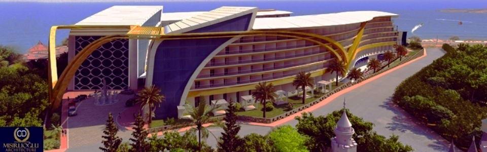 Tengerparti nyaralás Alanya: Hotel Vikingen Infinity Resort & Spa *****