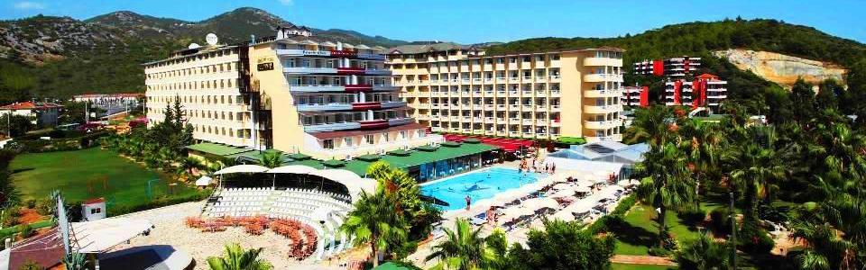 Törökországi nyaralás: Hotel Beach Club Doganay ***** Alanya